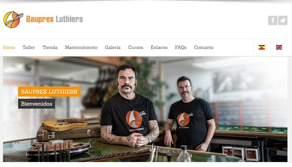 Baupres Luthiers