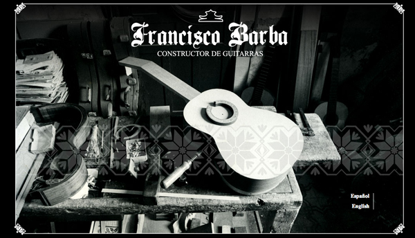 Guitarras Francisco Barba