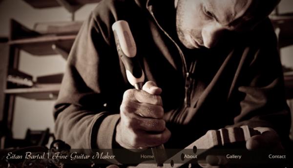 Guitarras Bartal | Fabricación artesanal