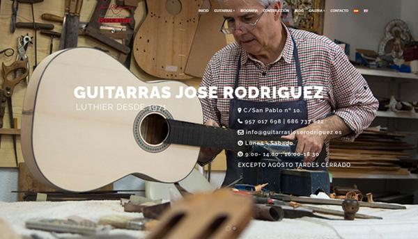 José Rodríguez Guitars