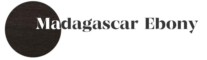 Madagascar Ebony