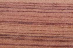 Tulipwood (dalbergia frutescens)