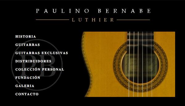 Paulino Bernabé – The art of the Guitar