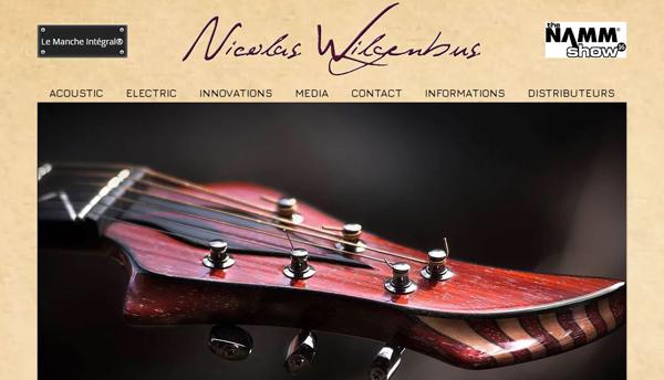 Wilgenbus Guitars