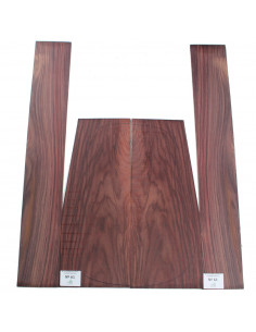 Exotic Indian Rosewood Set No. 61 for Acoustic