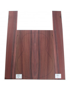 Indian Rosewood Set No. 9 for Classic