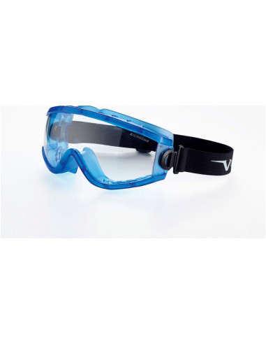 Gafas panorámicas con lente incolora Univet