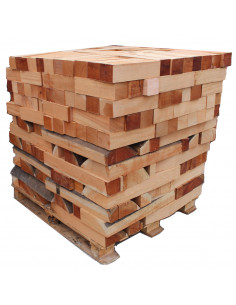 African Mahogany Pallet Firewood (500kg)