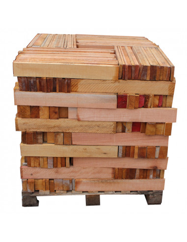 Okume Pallet Firewood (500kg)