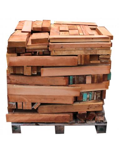 Honduras Cedar Pallet Firewood (500kg)