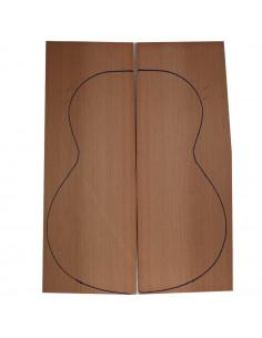 Tapas Sequoia Salvaje Guitarra Clásica