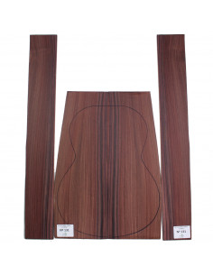 Indian Rosewood Set No. 131 for Classic Guitar