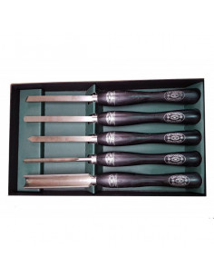 5 Crown Gouges Cryogenics Set