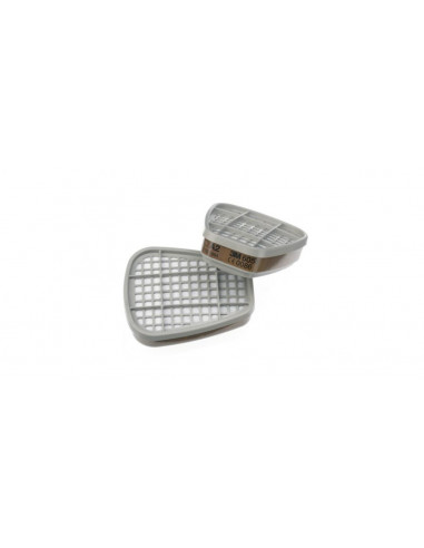 Pack 2 Filtros 3m 6054
