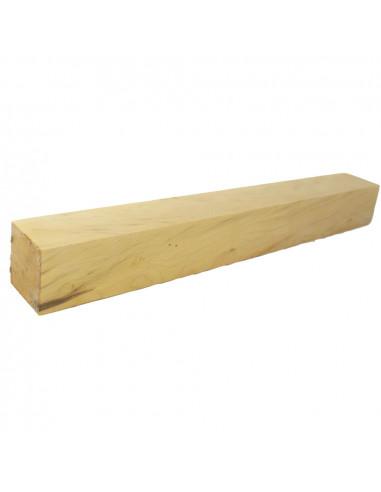 Boxwood Piece 350/360x45x45 mm