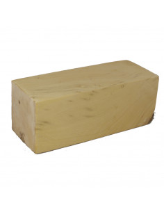 Boxwood Piece 110x35x35 mm