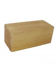 Boxwood Piece 90x35x35 mm
