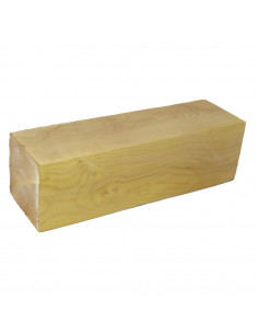 Boxwood Piece 120x35x35 mm