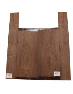 Madagascar Rosewood Set No. 23 for Classic