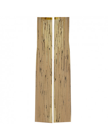 Spalted Beech Acoustic Guitar Sides