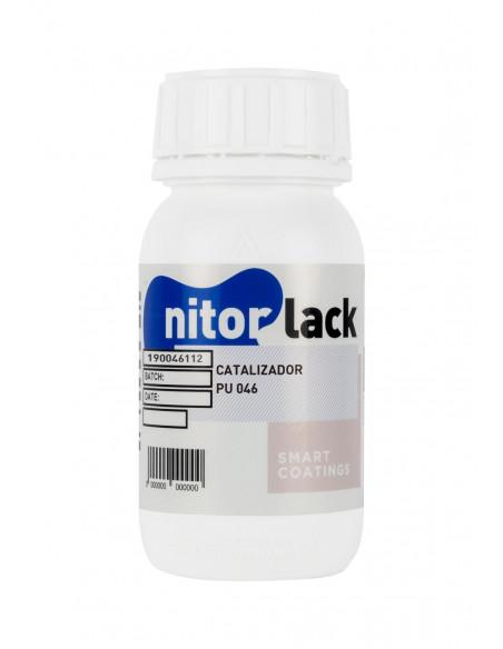 Laca Brillo NITORPOL (1l) +  Endurecedor PU 046 (2x0,25l)