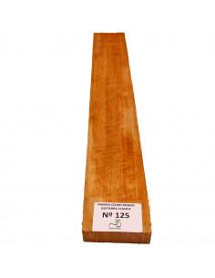 Curly Cedar No. 125 Classic Guitar Neck