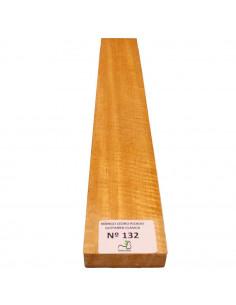 Curly Cedar No. 132 Classic Guitar Neck