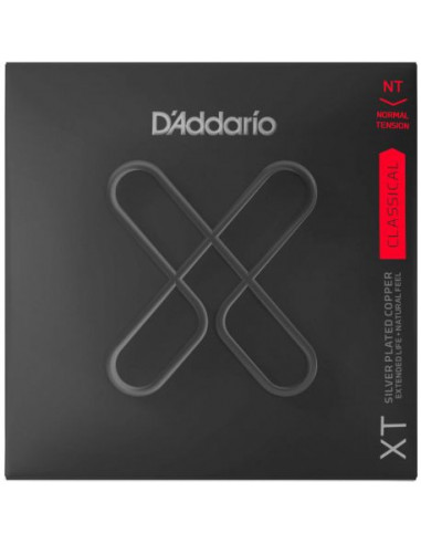 Classic Guitar XTC45 D'Addario Strings Set