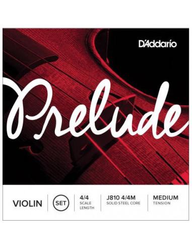 Prelude Violin 4/4 D'Addario Strings Set