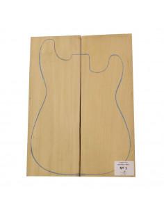 Lime Body Nº1 Bass / Electric Guitar