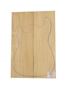 Lime Body Nº3 Bass / Electric Guitar
