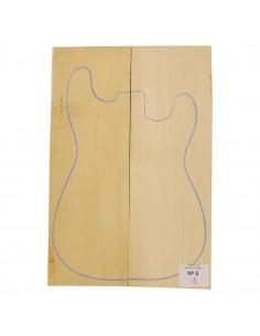 Lime Body Nº6 Bass / Electric Guitar