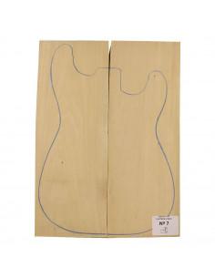 Lime Body Nº7 Bass / Electric Guitar