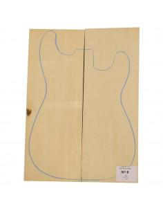 Lime Body Nº8 Bass / Electric Guitar