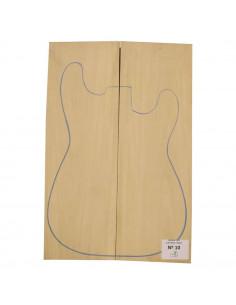 Lime Body Nº10 Bass / Electric Guitar