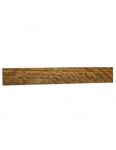 Curly Ovangkol FSC 100% Fingerboard