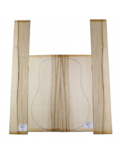 Sycamore Set Nº 3 Acoustic Guitar