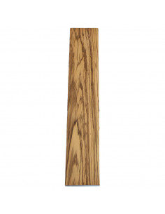 Zebrawood End Graft / Hell Cap Material Classic / Acoustic Guitar