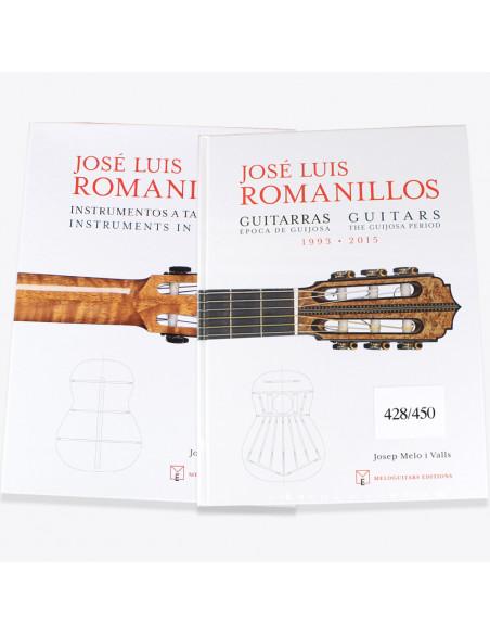 José Luis Romanillos Guitars The Guijosa Period