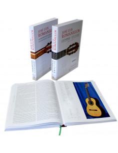 José Luis Romanillos Guitarras Epoca de Guijosa