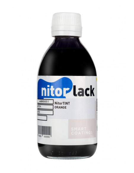 049 Black Concentrated Dye NITORLACK® (0,25l)