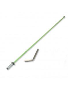 438 mm single-action iron sheet truss rod