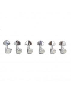 Clavijero Ping Well® Cromo RM-1042C-5 6 en linea
