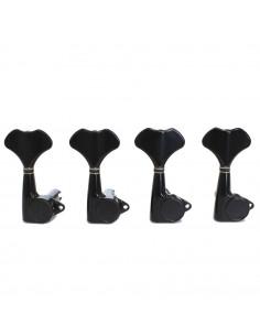 Clavijero Gotoh® Negro GB707-LB 4 en linea