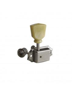 Clavijero Gotoh® Relic Niquel SD90/SL-LRAN 3+3