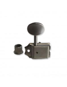 Clavijero Gotoh® Relic Niquel SD91/05M-LAN 6 en linea