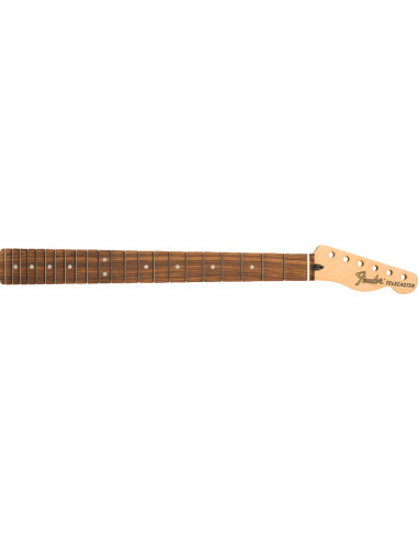 Fender® Deluxe Series Telecaster® Neck - Santos Rosewood
