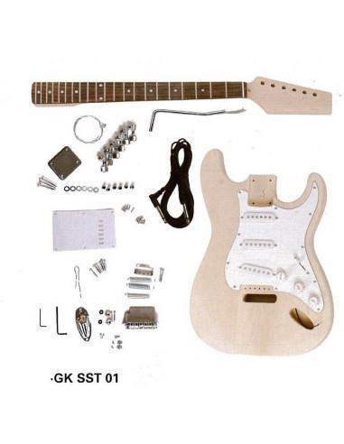 Kit Guitarra Eléctrica GK SST 01