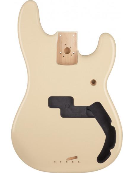 Cuerpo Aliso Fender® Standard Series Precision Bass® - Blanco Ártico