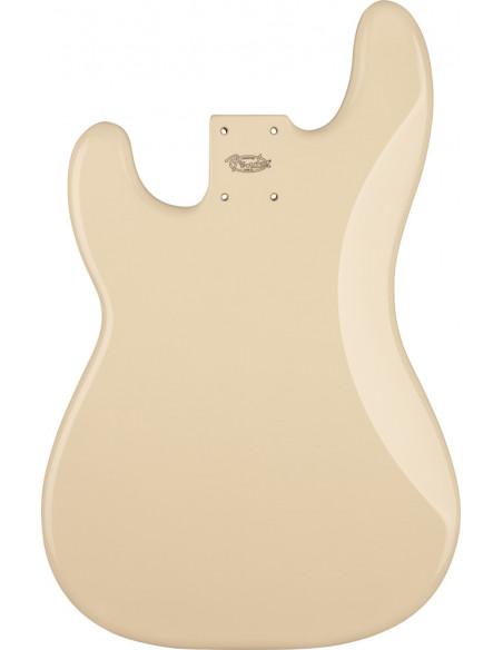 Fender® Standard Series Precision Bass® Alder Body, Arctic White